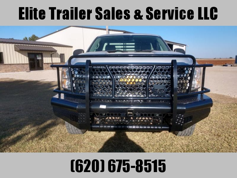 2011 to 2014 Chevy 2500 and 3500 Bumper