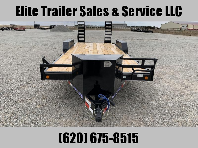 """2020 Load Trail 22'x 83"""" CH14 Carhauler Trailer"""