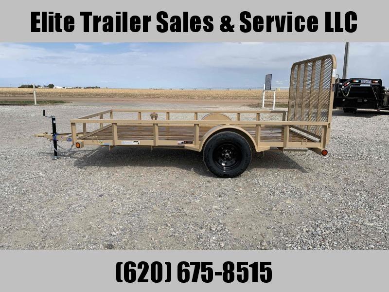 "2020 Load Trail 12' X 77"" Single Axle Utility Trailer"