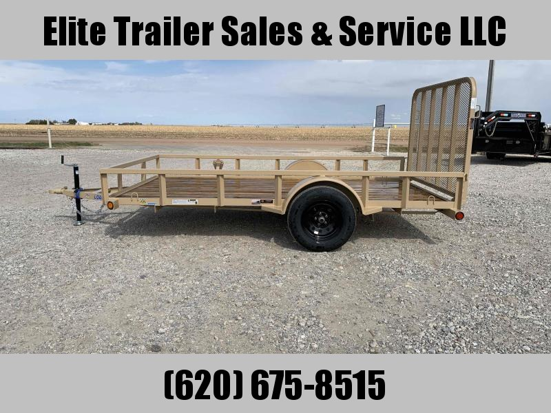 "2020 Load Trail 12' X 77"" Single Axle Utility Trailer"