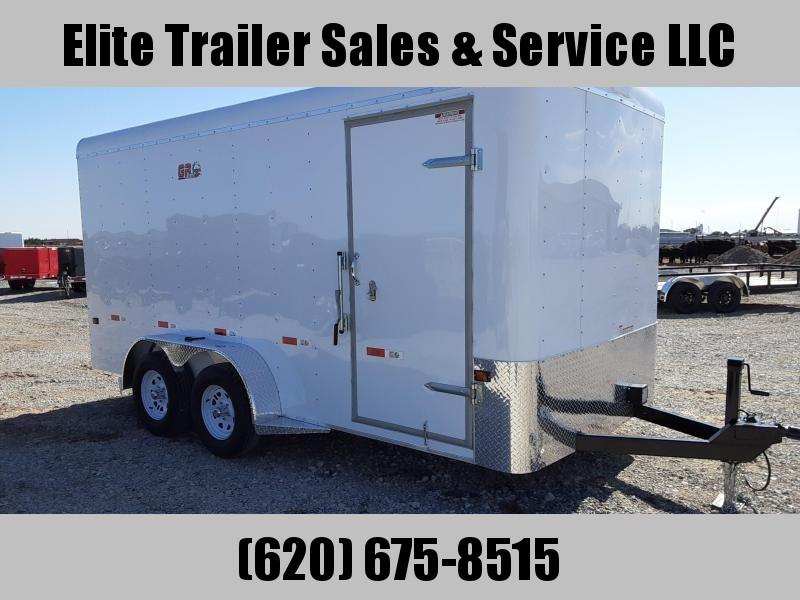 2020 GR 7' X 16' Enclosed Trailer  Cargo Trailer