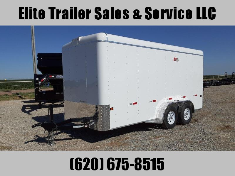 2020 GR 7' X 16' Enclosed Trailer  Cargo Trailer