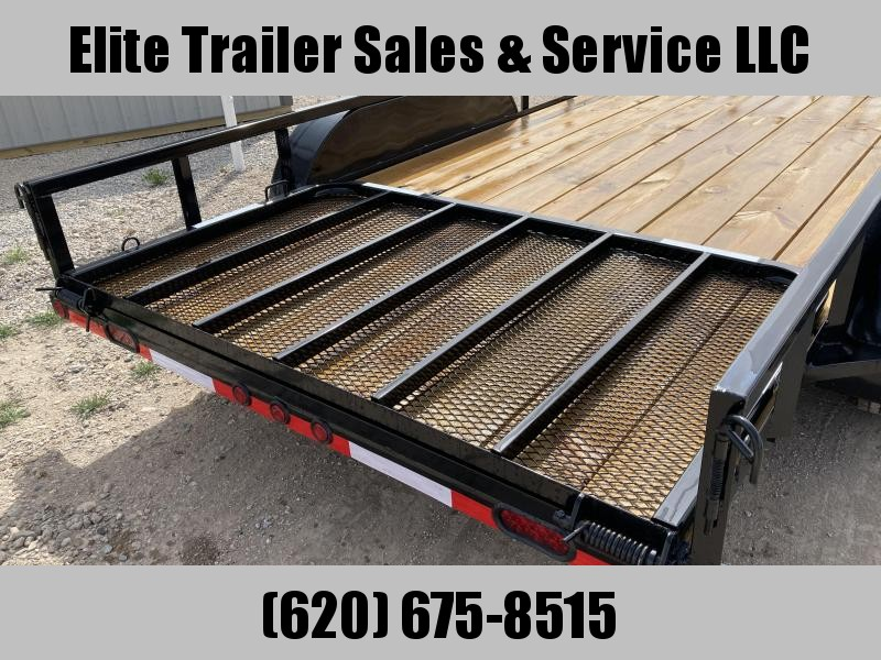 2021 Load Trail UT07 - Tandem Axle Utility 83 x 16 Utility Trailer