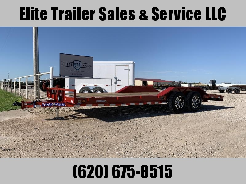 2021 Load Trail CH10 Carhauler 102 x 20 Car / Racing Trailer