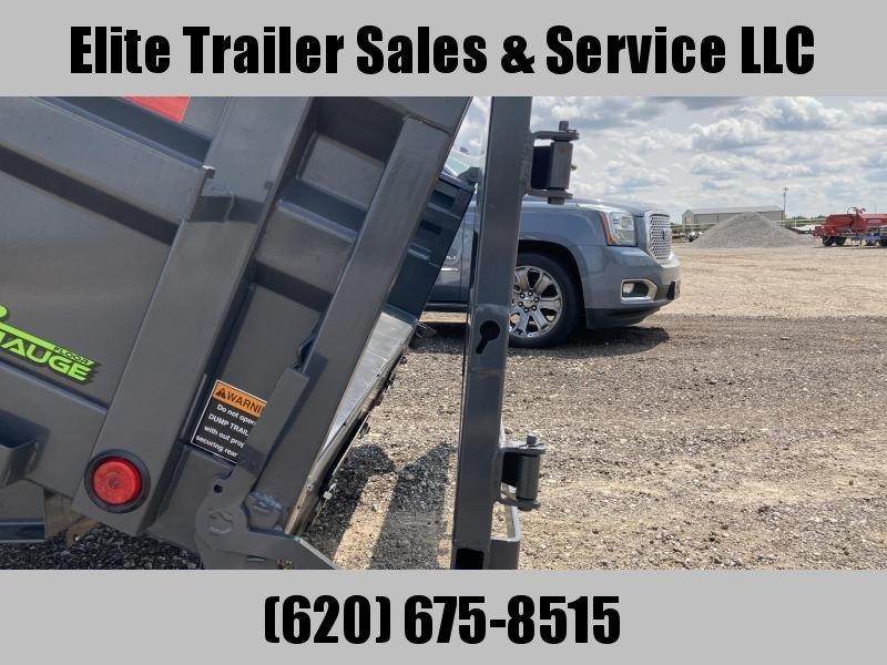 "2022 Load Trail DH14 - 83 X 14  8"" Frame Low-Pro Dump Trailer Dump Trailer"