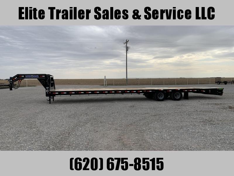 "2020 Load Trail 40'x 102"" GP24 Equipment Trailer"