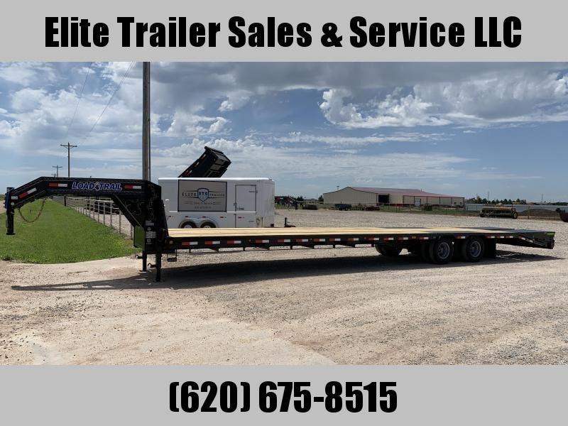 "2021 Load Trail 102""X 40' Low Pro Equipment Trailer"
