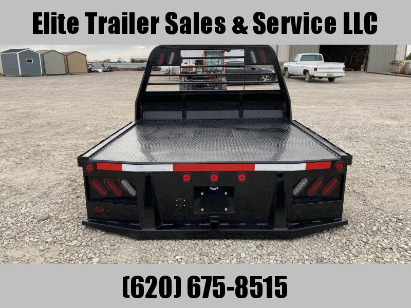 2021 GR Skirted Truck Bed