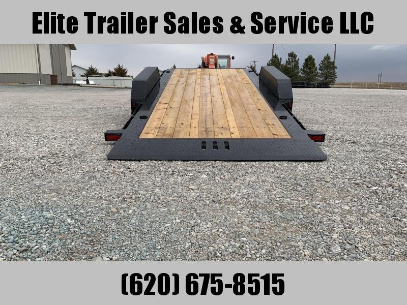"""2020 Load Trail 20'x 83"""" Tilt Trailer I-Beam Frame"""