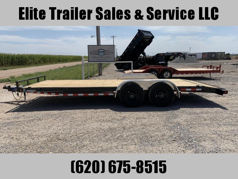 2021 Load Trail CH10 83 x 20 Car / Racing Trailer
