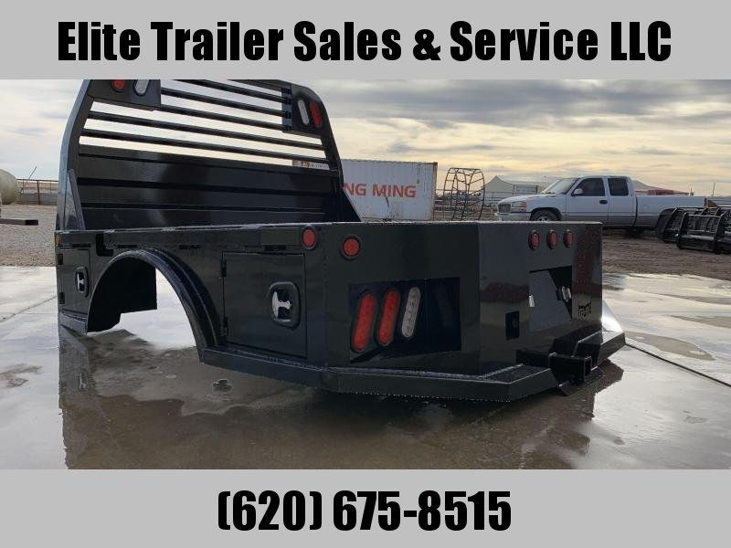 2020 Iron OX Skirted Truck Bed