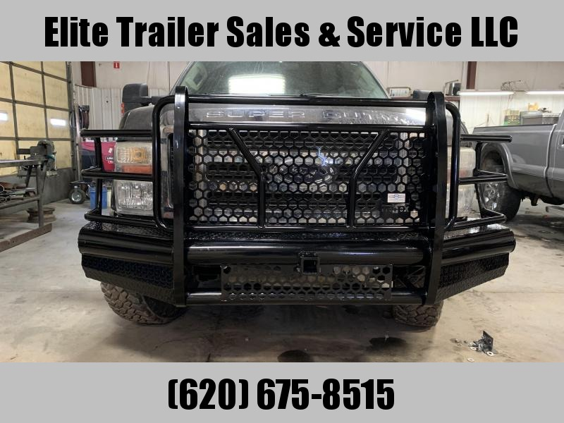 2008 to 2010 F-250 and f-350 Bumper