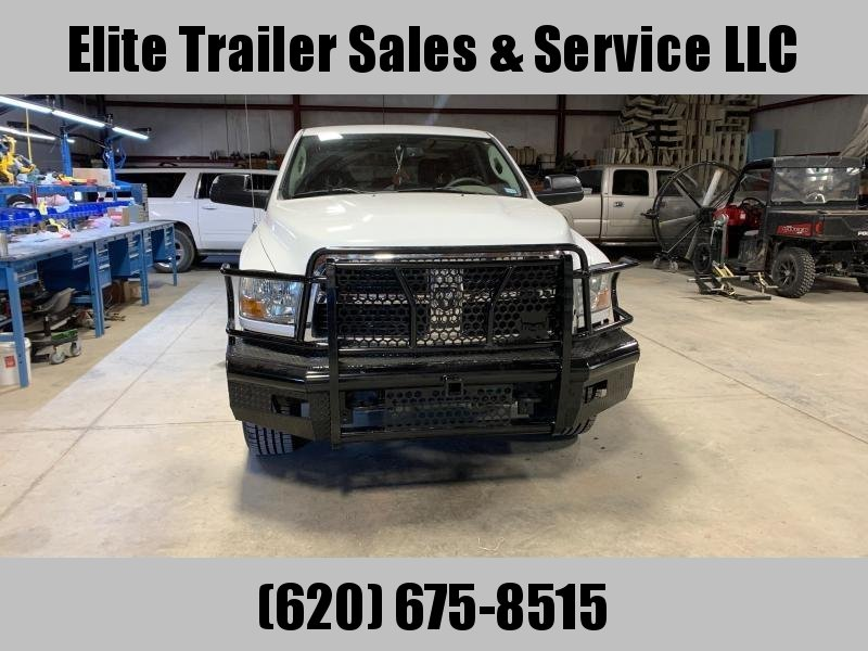 2010 to 2018 Ram 2500 and 3500 Bumper
