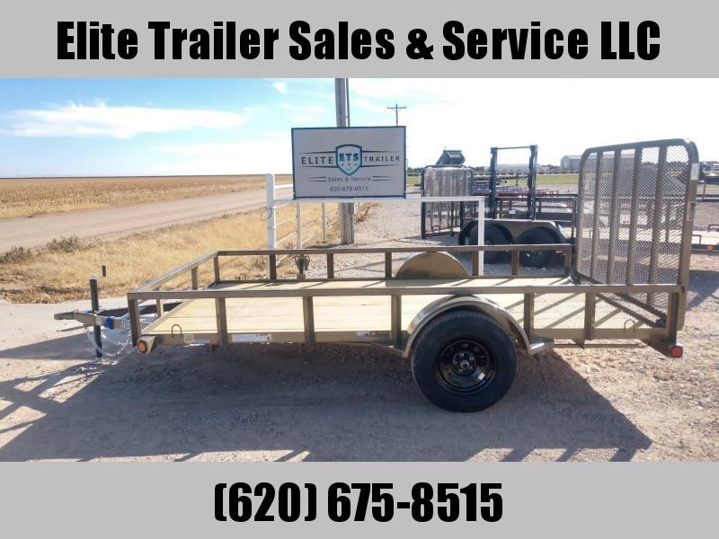 2021 Load Trail SE03 77 x 12Utility Trailer