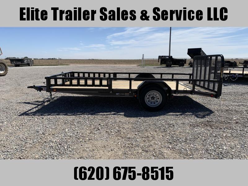 """2020 Load Trail SB03 -14' x 83"""" Utility Trailer"""