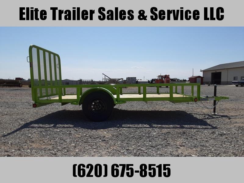 "2020 Load Trail SE03 - 77"" x 12' Utility Trailer"