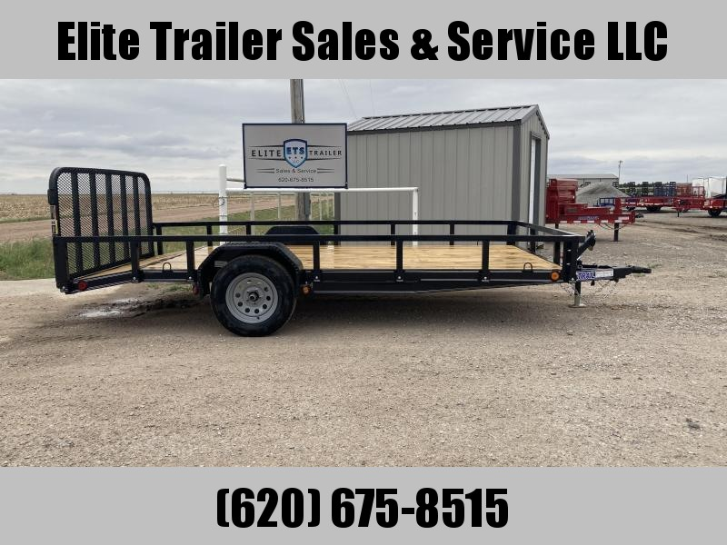 2021 Load Trail SB03 - Single Axle Landscape 83 x 14 (SB8314031) Utility Trailer