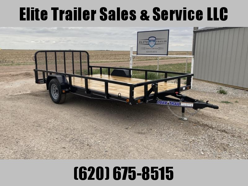 2021 Load Trail SB03 - Single Axle Landscape 83 x 14 (SB8314031) Utility Trailer