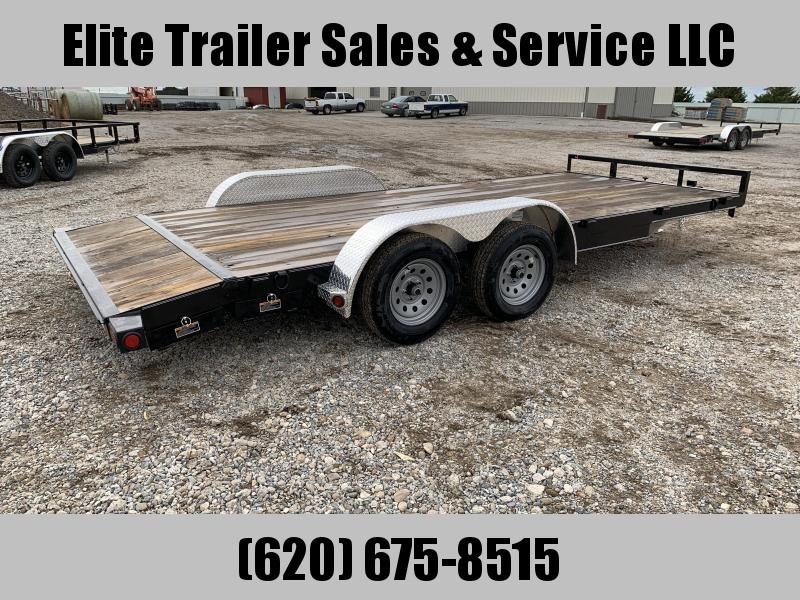 "2020 Load Trail  83"" x 18' Car-hauler Trailer"