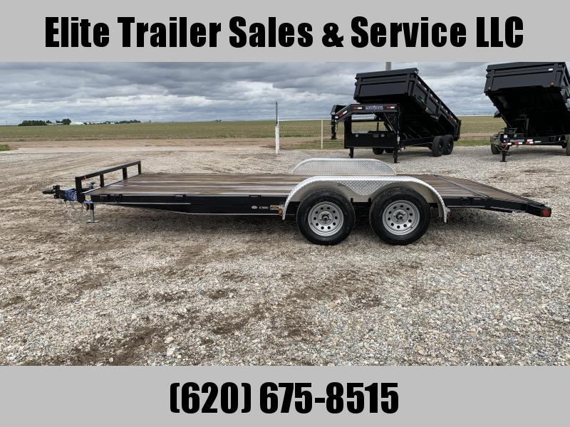 "2020 Load Trail  83"" x 18' Car-hauler Trailer"