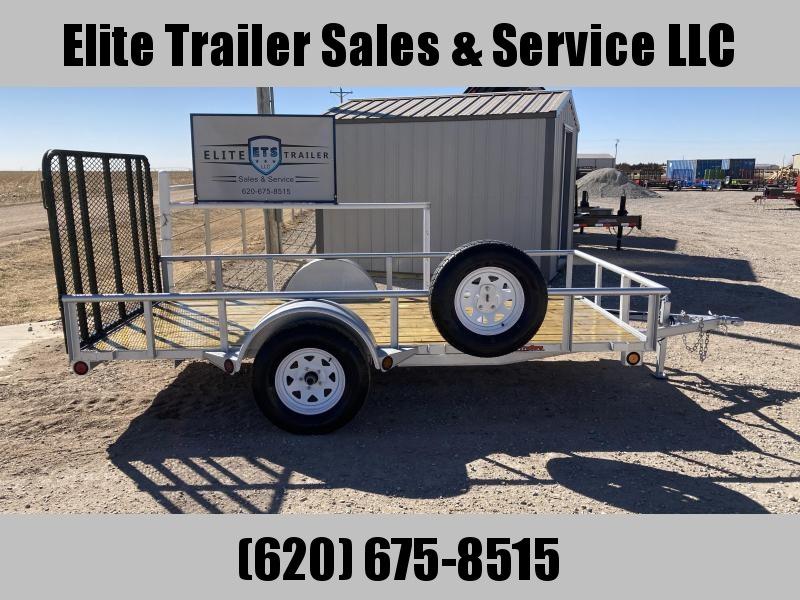 2021 GR Trailers 6' x 12' Single Axle Utility Trailer (UT6012W03L) Utility Trailer