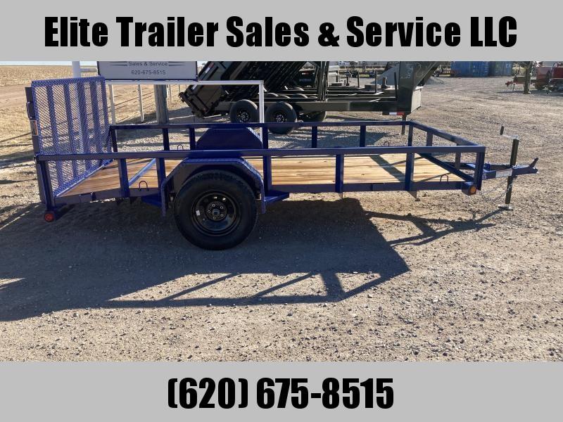 2021 Load Trail SE03 72 x 12 Utility Trailer