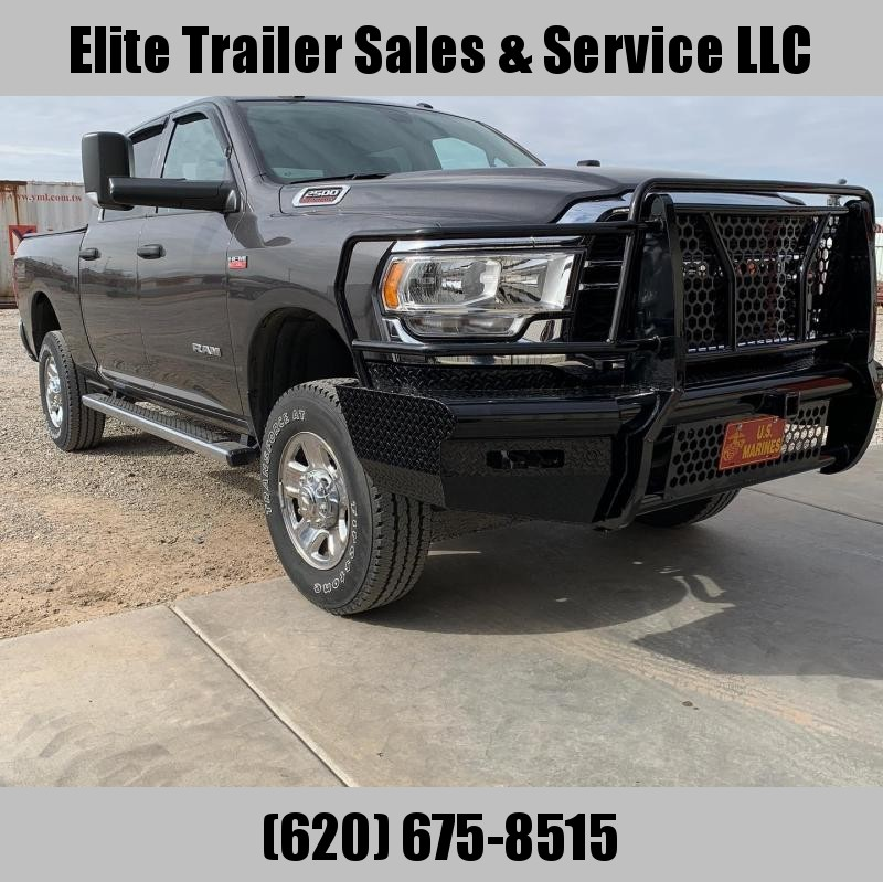 2019 to 2021 Ram 2500 and 3500  Bumper