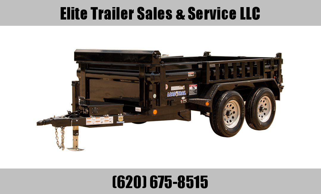 "2021 Load Trail 83"" X 16' TANDEM AXLE UTILITY (4"" CHANNEL FRAME)"