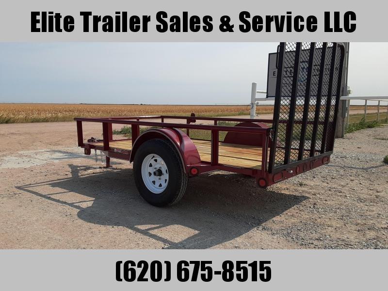 2021 GR Trailers 5' x 10' Single Axle Utility Trailer (UT5010W03L) Utility Trailer