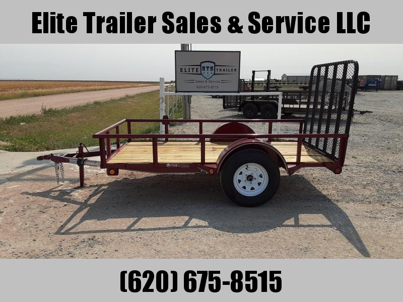 2021 GR Trailers 5' x 10' Single Axle Utility Trailer (UT5010W03L) Utility Trailer