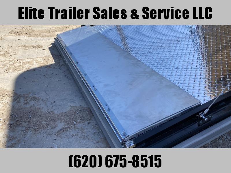 2021 GR Trailers 7' x 14' x 7' Tandem Axle Cargo Trailer (CT7014W10L) Enclosed Cargo Trailer
