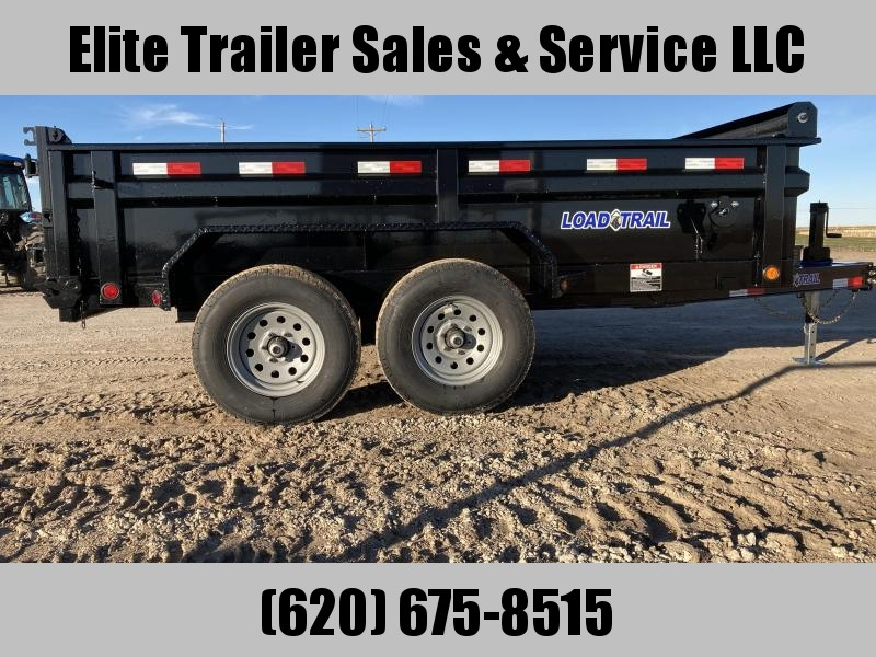 2021 Load Trail DT10 72 x 12 Dump Trailer
