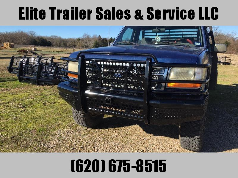 1992 To 1998 Ford F250 and F-350 Bumper