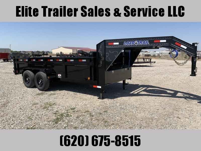 2020 Load Trail GD14 83 x 16 Low Pro Dump Trailer