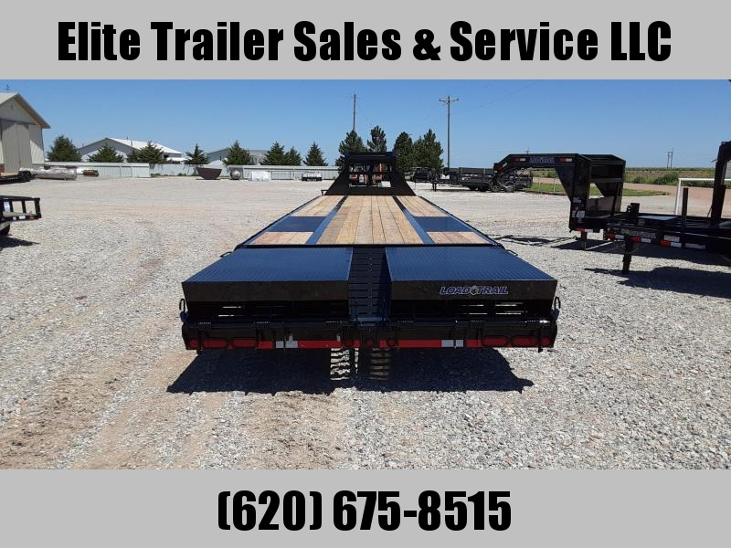 2021 Load Trail GP24 Low-Pro 102 x 36 Equipment Trailer