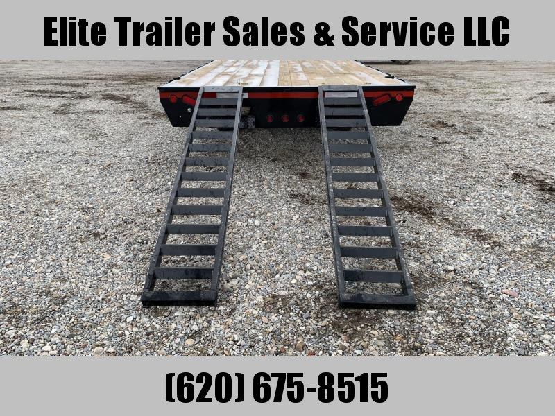 "2020 Load Trail 102"" x 24' Deck Over Equipment Trailer"