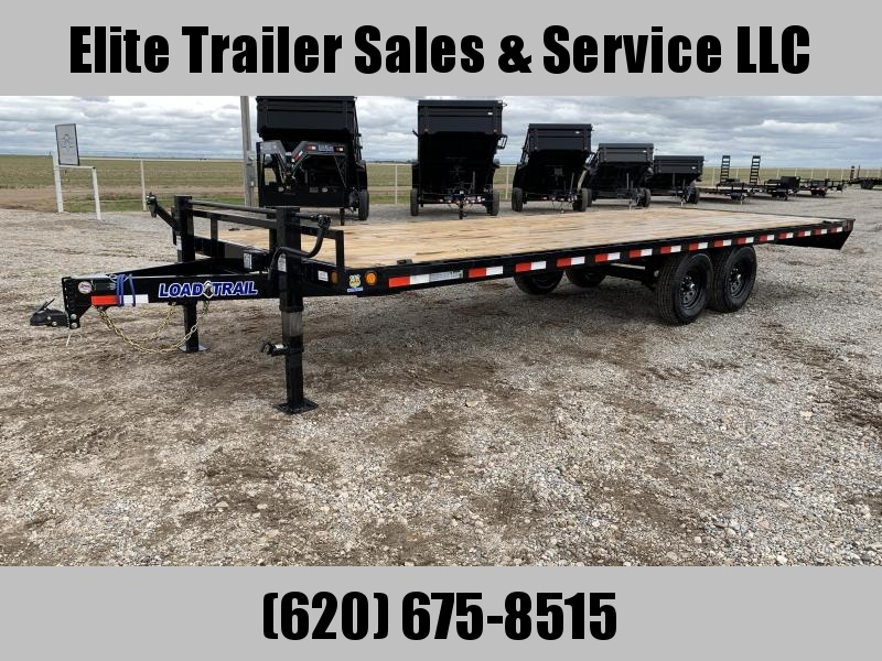 """2020 Load Trail 102"""" x 24' Deck Over Equipment Trailer"""
