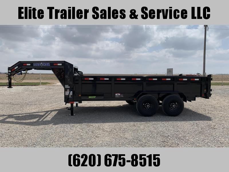 2020 Load Trail GD14 83 x 16 Dump Trailer