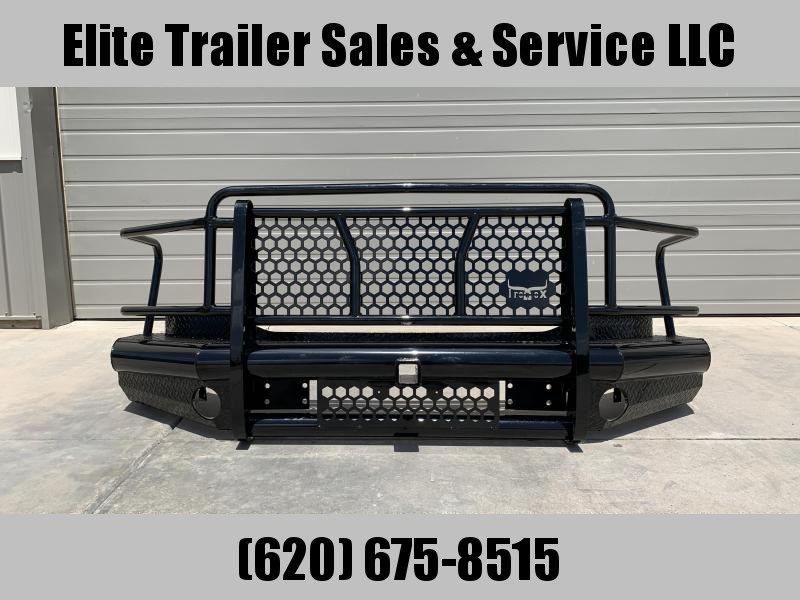 2006 to 2009 Ram 2500 and 3500 Bumper Bumper