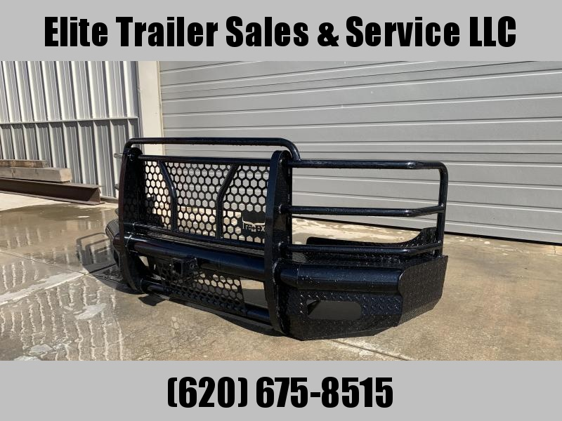 2001 to 2002 Chevy 2500 and 3500 Bumper