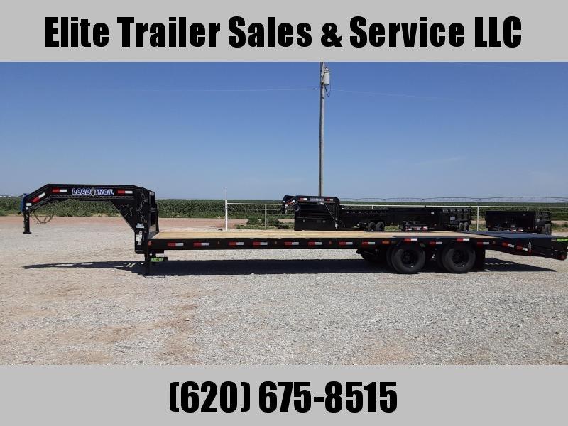 2020 Load Trail GP22 Low-Pro 102 x 32 Equipment Trailer