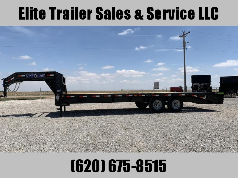 2020 Load Trail Heavy Duty 102 x 25 Equipment Trailer
