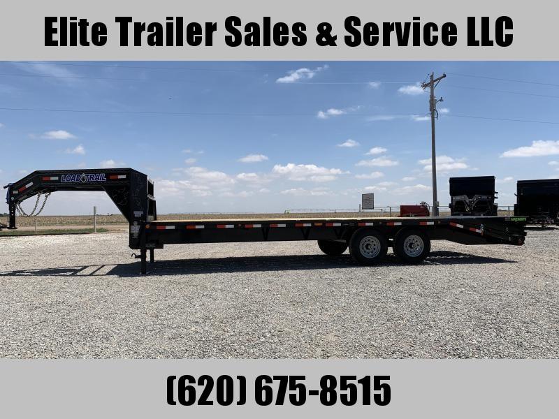 2020 Load Trail Heavy Duty 102 x 25 Equipment Trailer