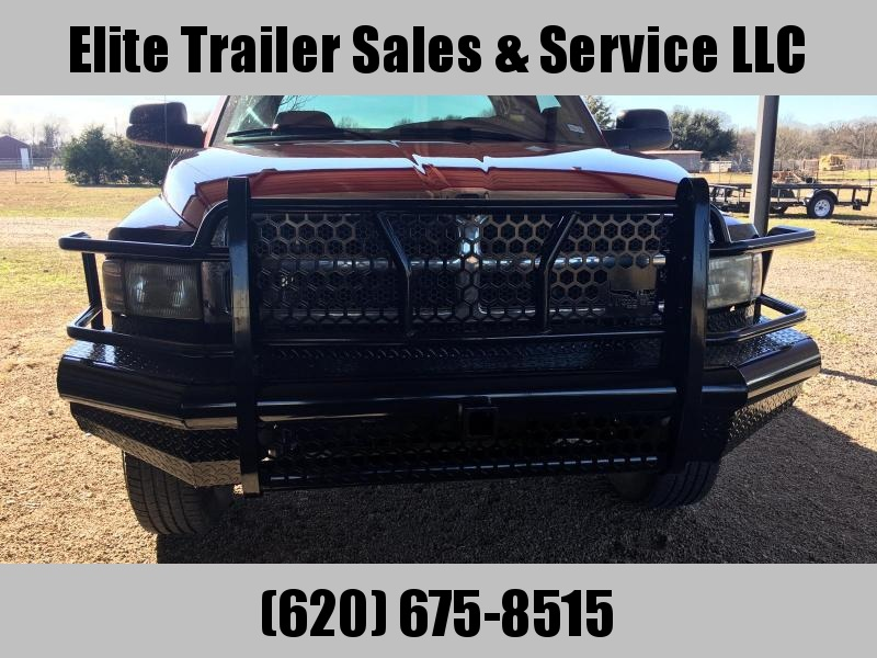 1994 to 2002 Ram 2500 and 3500 Bumper