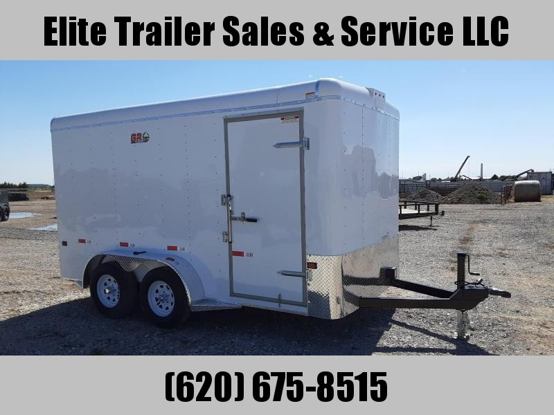 2020 GR 7' X 14' Enclosed Cargo Trailer