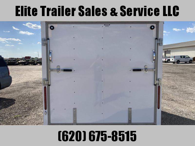 2022 GR Trailers 6.5' x 12' x 6' Single Axle Cargo Trailer (CT6512W03L) Enclosed Cargo Trailer