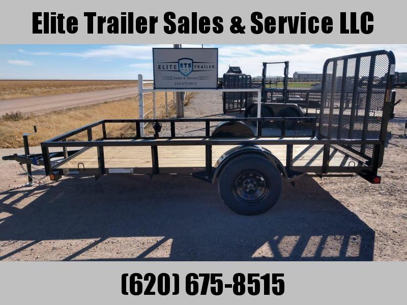 2021 Load Trail SE03  77 x 12 Utility Trailer