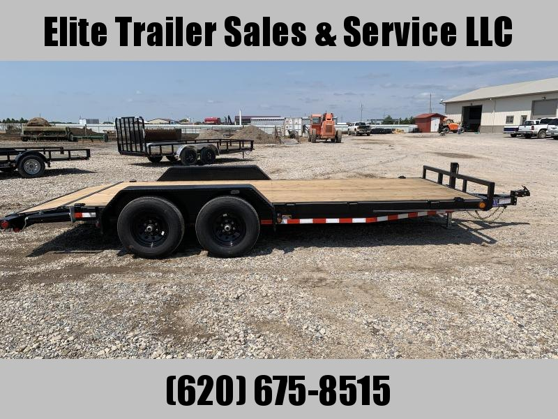 2020 Load Trail CH10 Carhauler 83 x 18 Car / Racing Trailer