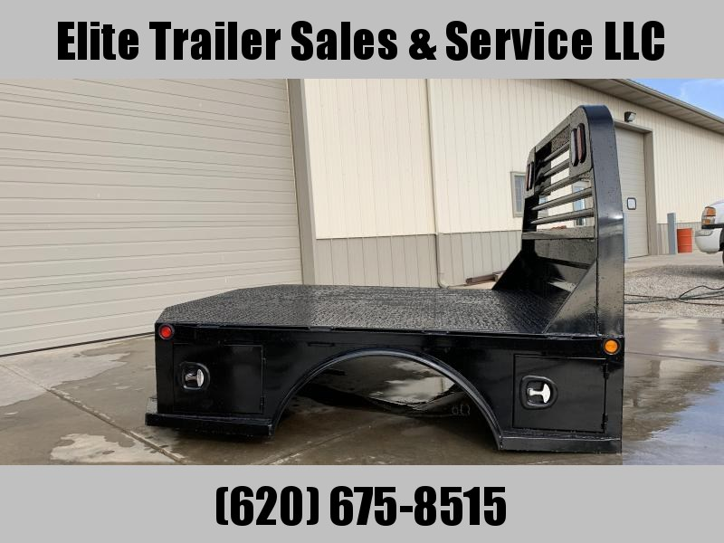 2020 IronOx Skirted Truck Bed
