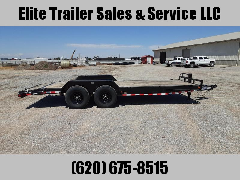 "2020 Load Trail CH14  83"" x 20' Car Hauler Trailer"